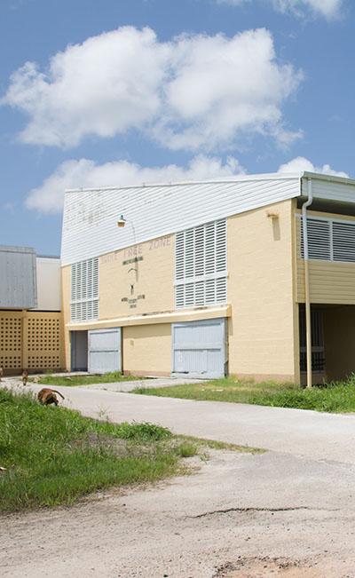 NRMSS Building