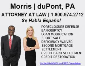 Morris duPont PA Ad