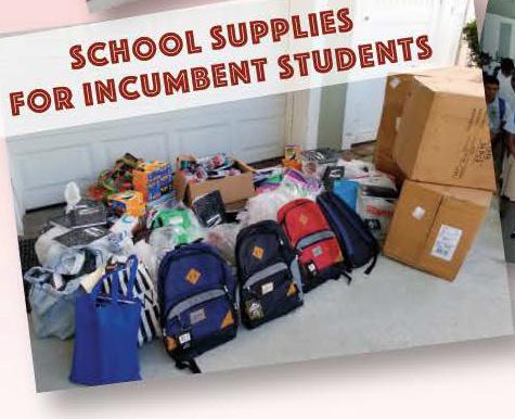 2019 Supply of Backpacks
